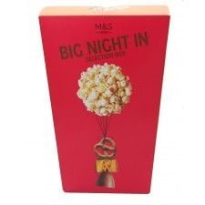 Marks And Spencer Big Night In Selection Box 380g