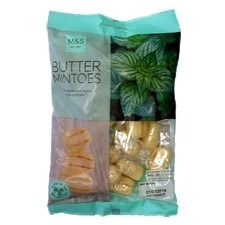 Marks And Spencer Butter Mintoes 225G