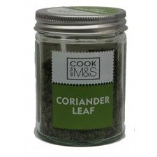 Marks And Spencer Cook With M&S Coriander Leaf 9g In Glass Jar