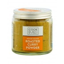 Marks And Spencer Cook With M&S Roasted Curry Powder 45g Jar