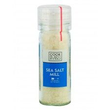 Marks And Spencer Cook With M&S Sea Salt Mill 100g