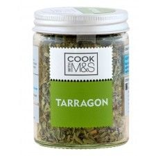 Marks And Spencer Cook With M&S Tarragon 12g In Glass Jar