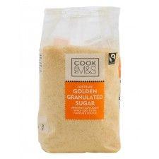 Marks And Spencer Fairtrade Golden Granulated Sugar 500g