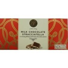 Marks And Spencer Italian Milk Chocolate Stracciatella 100g