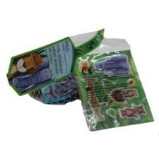 Marks And Spencer Milk Chocolate Safari Animals With Stickers 58g