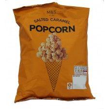 Marks And Spencer Salted Caramel Popcorn 175g