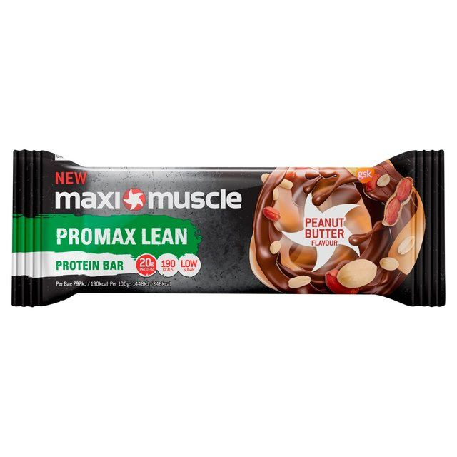 Maximuscle Promax Peanut Butter Lean Bar 55g