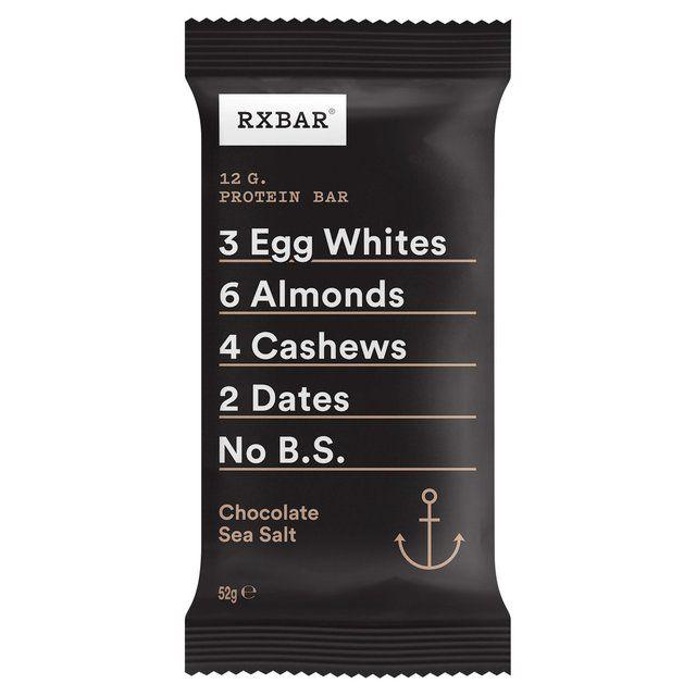 RXBAR Chocolate Sea Salt 52g