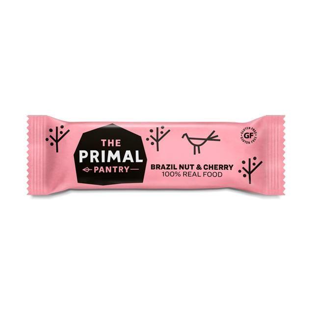 The Primal Pantry Brazil Nut & Cherry Fruit & Nut Bar 45g