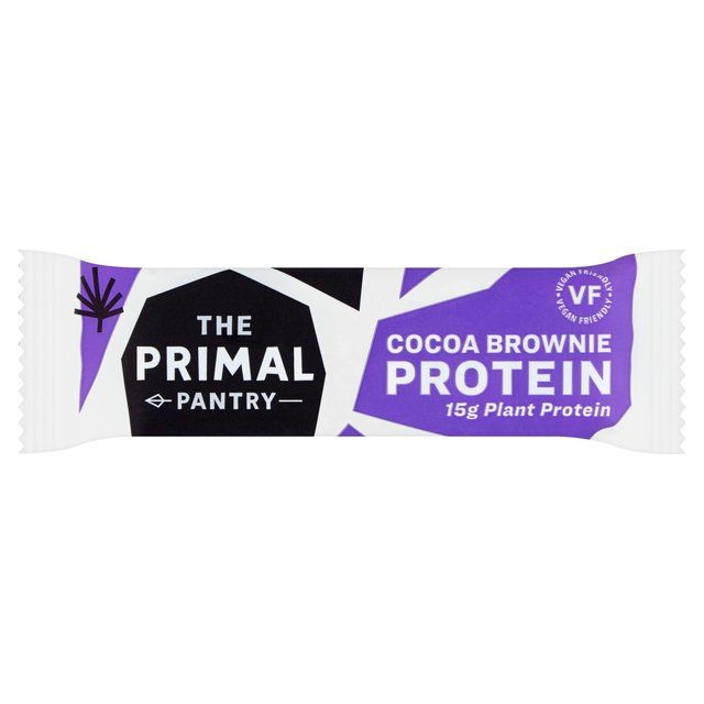 The Primal Pantry Cocoa Brownie High Protein Bar 55g
