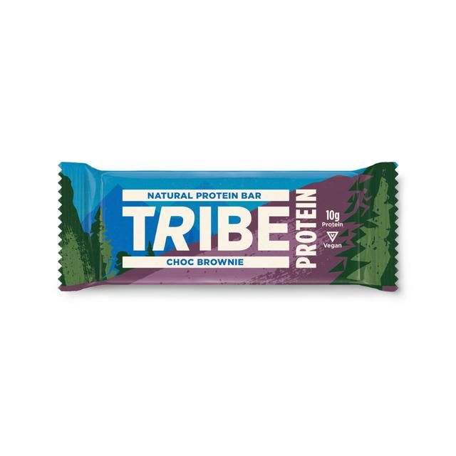 TRIBE Vegan Protein Bar, Choc Brownie 50g