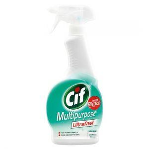 Cif Ultrafast Multi Purpose Bleach Spray 450ml