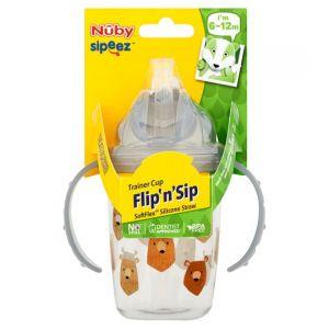 Nuby Training Flip & Sip Cup