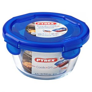 Pyrex Cook and Go 0.68L Round