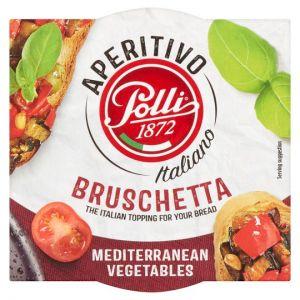 Polli Mediterranean Vegetable Bruschetta 120g