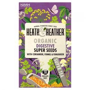 Heath and Heather 20 Organic Seeds Supreme 30g