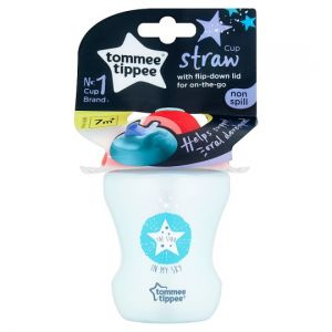 Tommee Tippee Training Straw Cup 7Mth+
