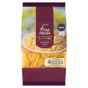 Tesco Free From Macaroni Pasta 500g