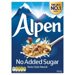 Alpen No Added Sugar Muesli 560g