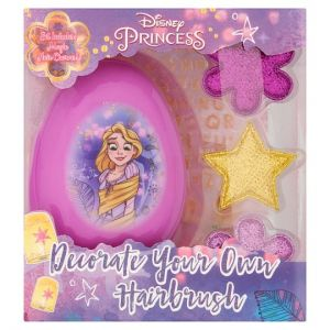 Disney Princess Decorateyourown Hairbrush