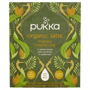 Pukka Organic Latte Majestic Matcha Chai 90g