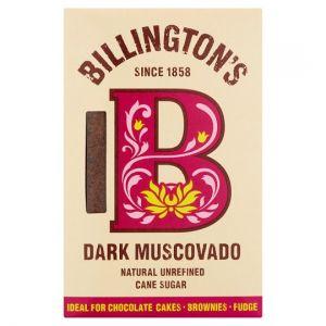 Billingtons Dark Muscovado 500g