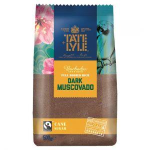 Tate and Lyle Fairtrade Dark Muscovado 500g