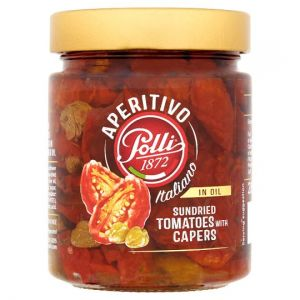 Polli Sun Dried Tomato With Capers 285g