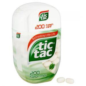 Tic Tac Fresh Mint Bottle Pack 98g