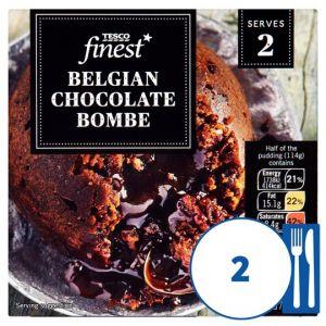 Tesco Finest Chocolate Bombe 227g