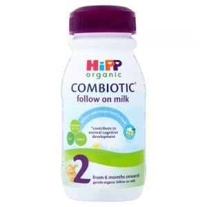Hipp Organic Follow On Milk Ready To Feed 200ml