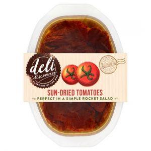 Deli Discoveries Sun Dried Tomato In Oil 200g