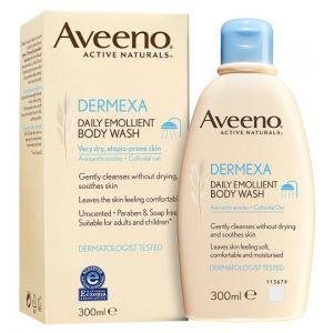 Aveeno Dermexa Emollient Wash 300ml