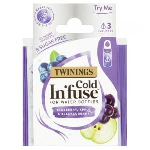 Twinings Cold Infuse Blueberry Apple Blackcurrant 7.5g