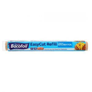 Bacofoil Easycut Foil 300mm x 15m Refill Roll
