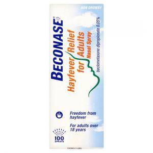 Beconase Allergy 100 Dose