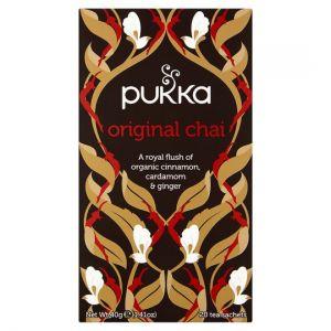Pukka Herbs Organic Fair Trade Original Chai 40g