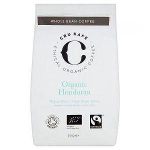 Cru Kafe Organic Honduran Coffee Beans 250g