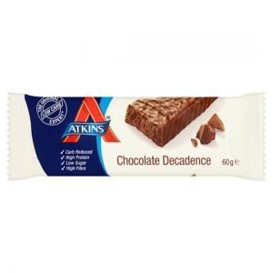 Atkins Advantage Chocolate Decadence Bar 60g