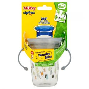 Nuby Wonder Mini 360 Drinking Cup