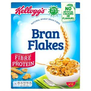 Kelloggs Bran Flakes Cereal 375g