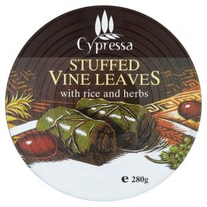 Cypressa Stuffed Vine Leaves With Rice and Herbs 280g