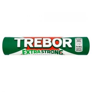 Trebor Extra Strong Mints 41.3g Roll