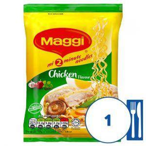 Maggi 2 Minute Chicken Noodles 77g