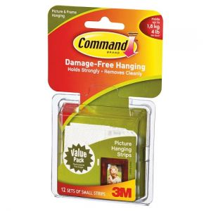 Command Small Picture Hanging Pack