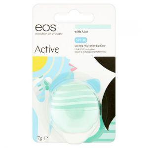 Eos Active Aloe Spf30 Lip Balm 7g