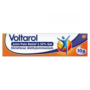 Voltarol 2.32% Joint Pain Relief Gel 30g