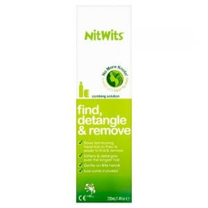 Nitwits Combing Solution 220ml