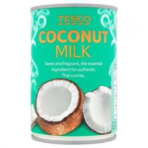Tesco Coconut Milk 400ml