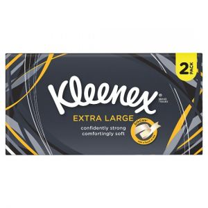 Kleenex Extra Large Twin 90 Tissues